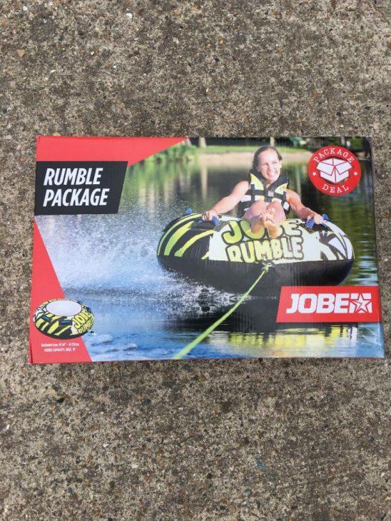 Jobe watersports equipment