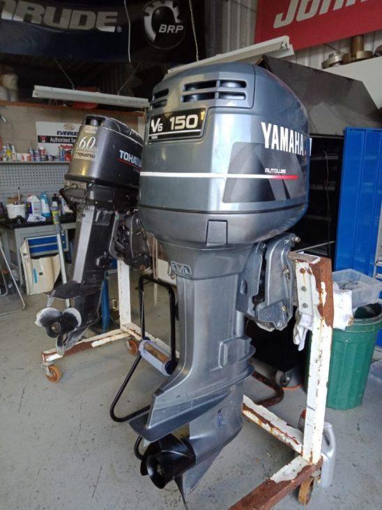 For Sale Yamaha 150hp